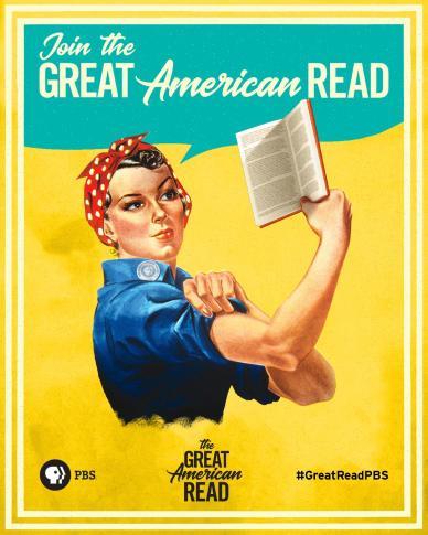 Rosie Riveter Reads
